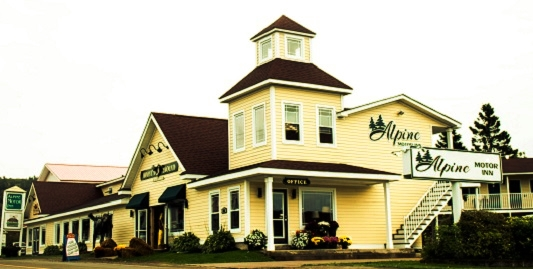 The welcoming Alpine Motor Inn